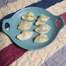 大葱驴肉饺子