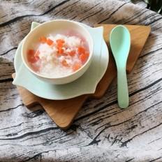 甜糯胚芽米胡萝卜粥