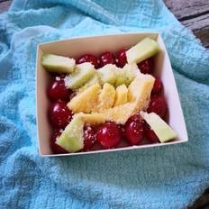椰香水果捞