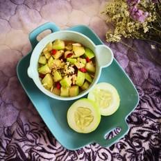 蒜香黄瓜丁