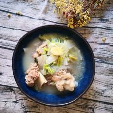 大骨头炖大白菜