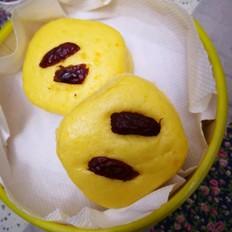 南瓜红枣方糕