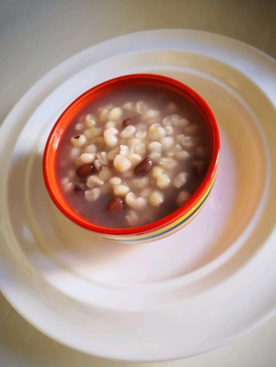 水果碴子粥