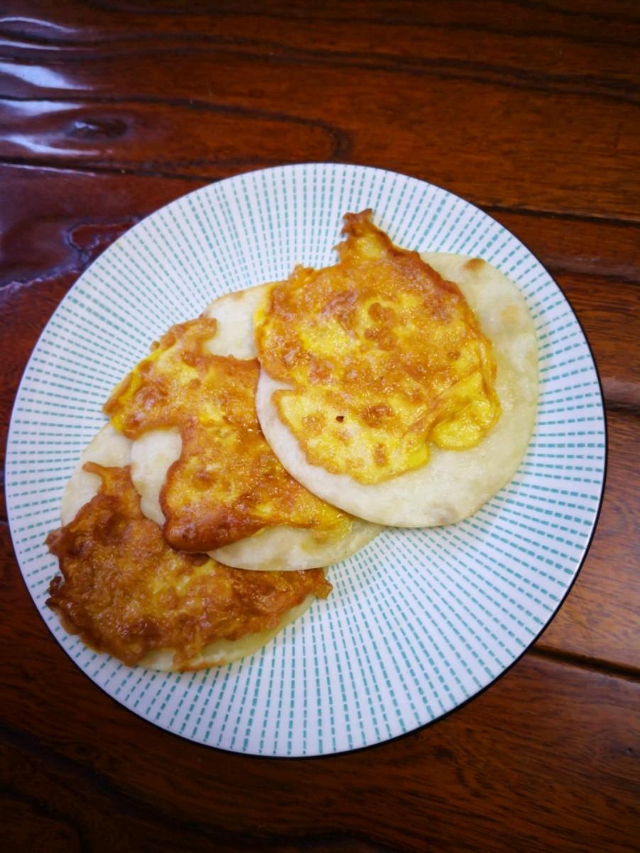 双层鸡蛋饼