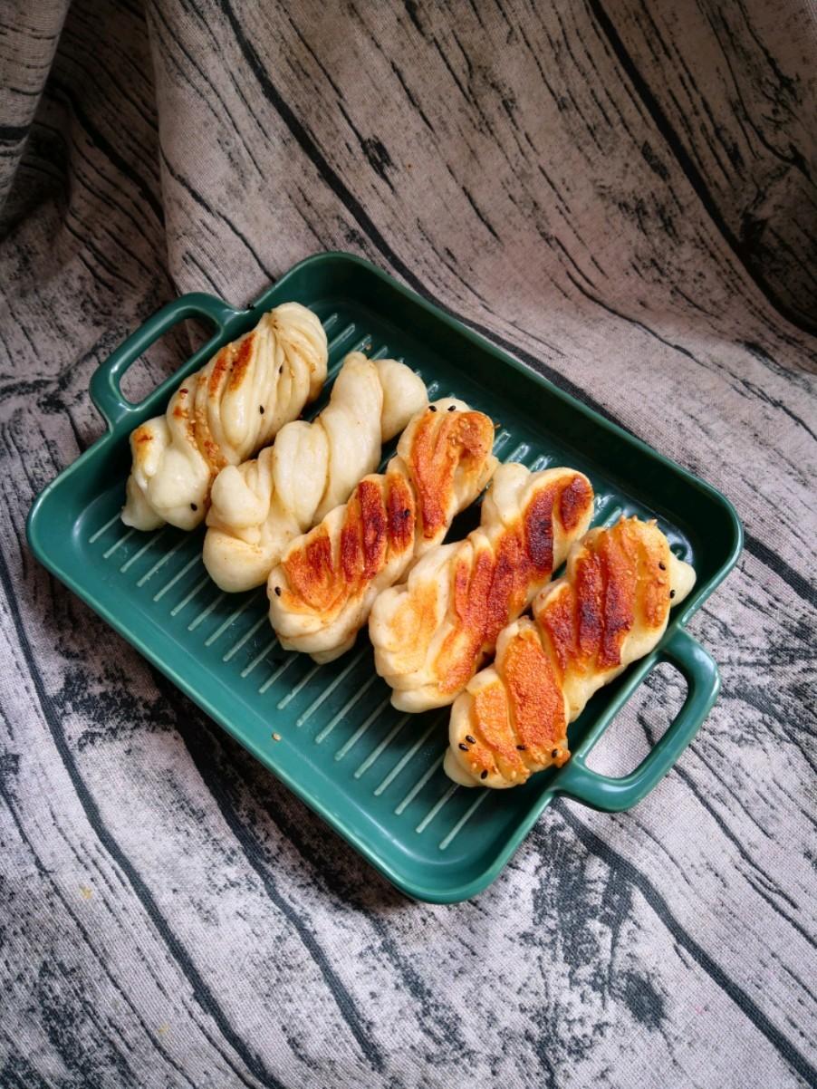 电饼铛花卷