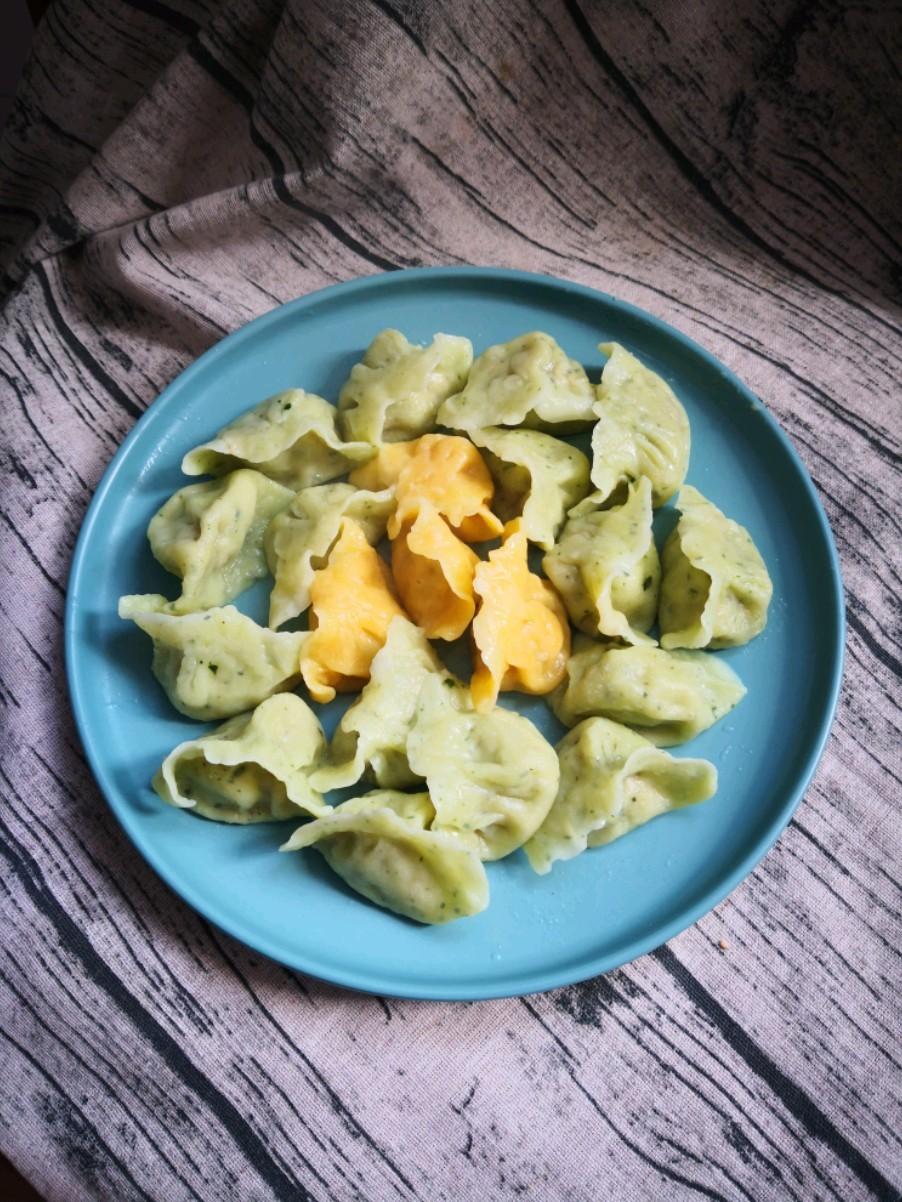 黄瓜皮水饺