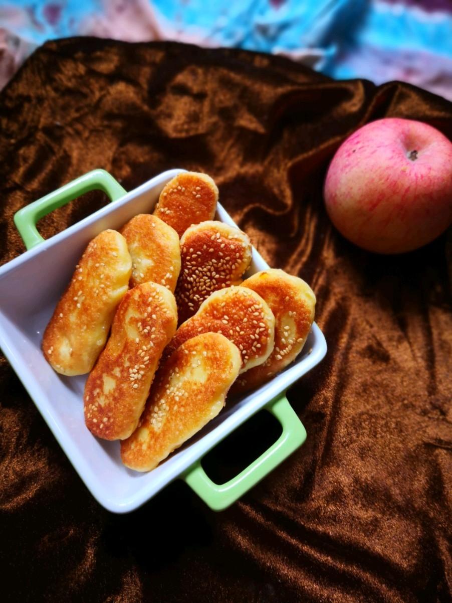 苹果糯米饼