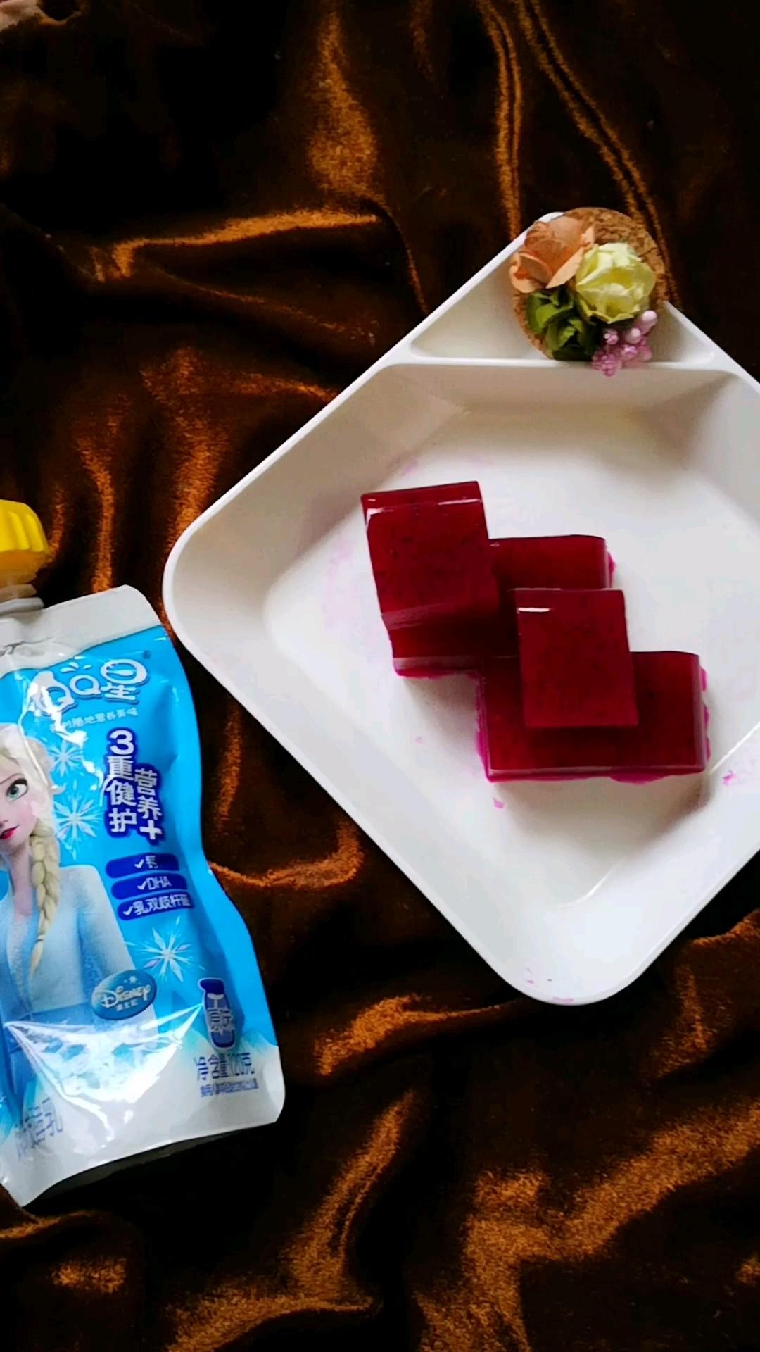 甜蜜果凍凍