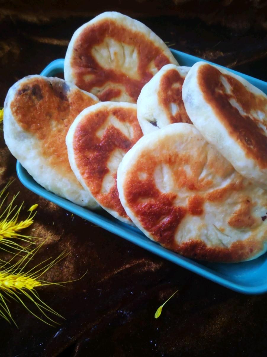 红枣牛舌饼