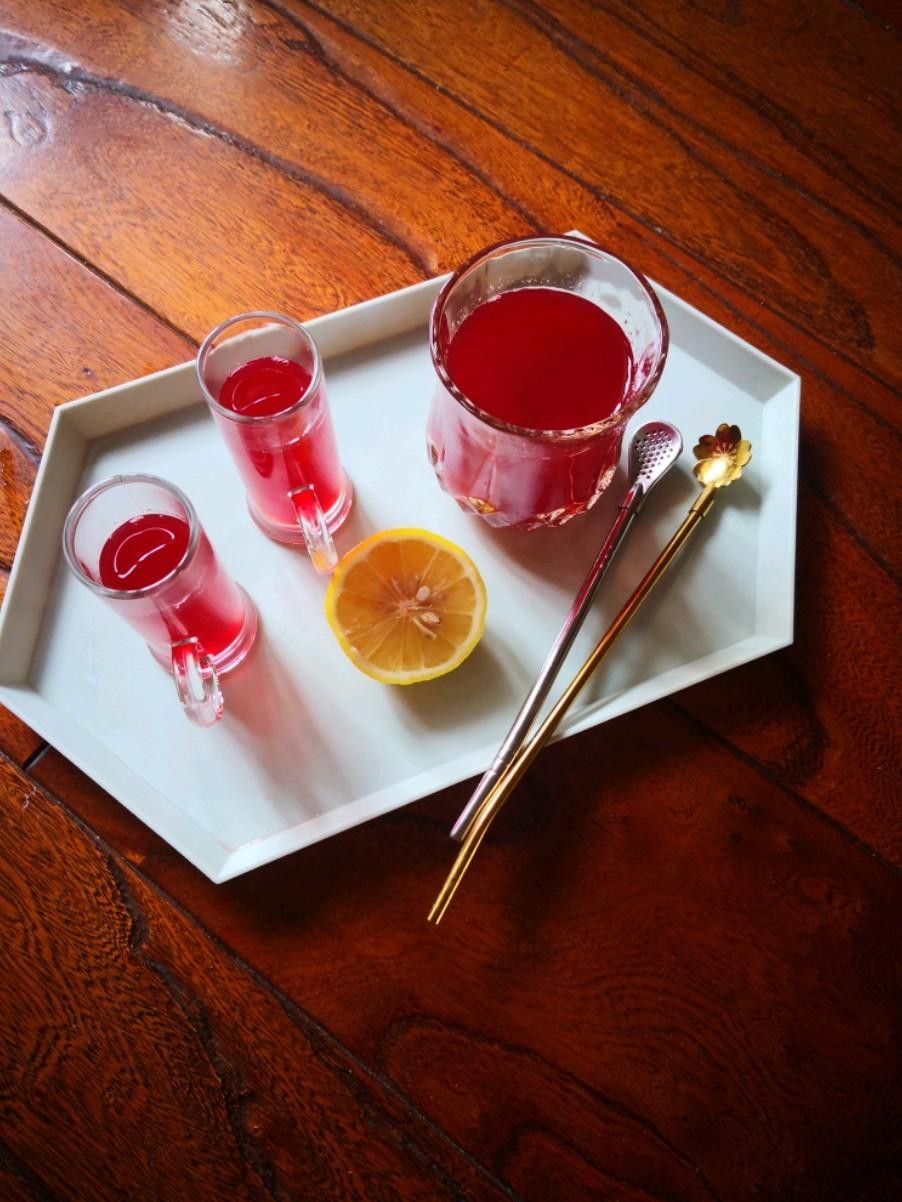 樱桃冰糖水的做法
