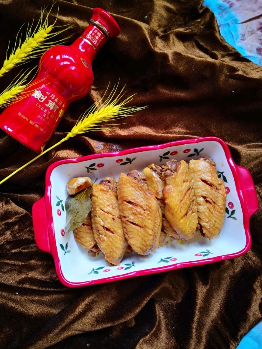 咖喱雞翅的做法