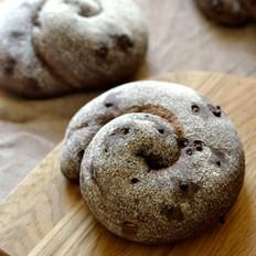 黑暗料理——便便面包