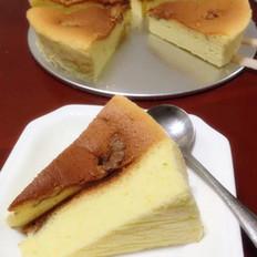 核桃芝士蛋糕
