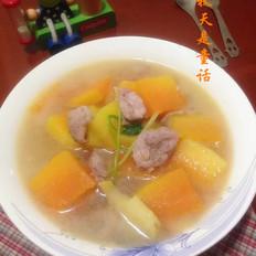 木瓜瘦肉汤
