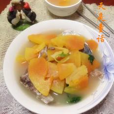木瓜鱼头汤