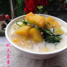 鱼骨木瓜汤