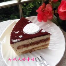 提拉米苏生日蛋糕