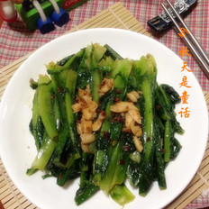 虾酱油麦菜