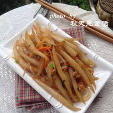 广东银针粉