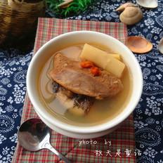 生鱼瘦肉汤