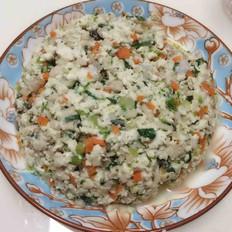 宫廷鸡刨豆腐