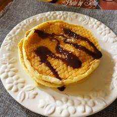 椰蓉热香饼/松饼