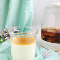 一壶做出小资下午茶(布丁+花果茶)