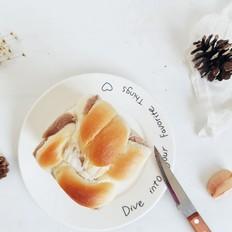 冬日暖吐司——芋泥吐司