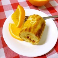 橙子蛋糕的做法