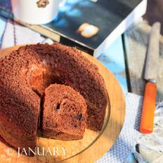 巧克力酥皮面包