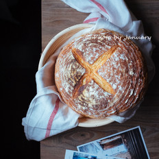 波兰酵种乡村面包