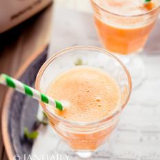 橙子苹果汁