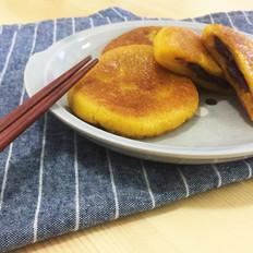 【花样食光】香糯南瓜饼