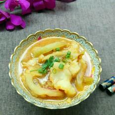 番茄酸菜鱼片