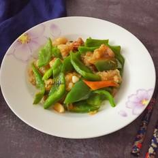 粽子炒辣椒