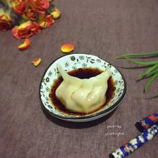 胡萝卜羊肉饺