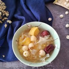 红薯银耳莲子汤的做法大全