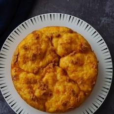 红薯肉松面包