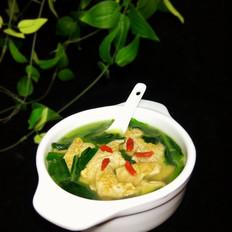 油麦菜汤的做法