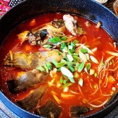 贵州凯里酸汤鱼的做法