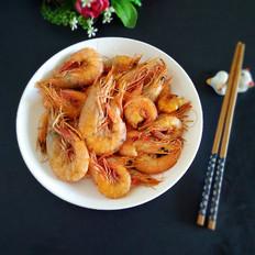 蒜末爆麻蝦