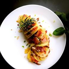 土豆双味肉龙
