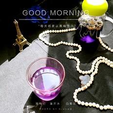 赏心悦目一杯----黑枸杞菊花茶