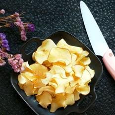 苹果干---孩子的苹果大餐