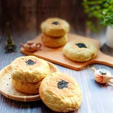 日式苦荞紫薯面包