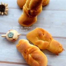 肉松面包条