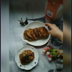 三色藜麦土豆饼