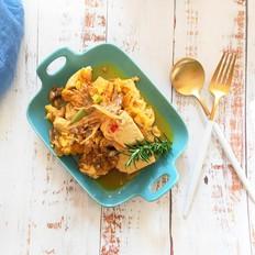 银鱼鸡蛋煨豆腐