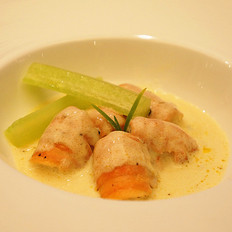 龙蒿风味海螯虾