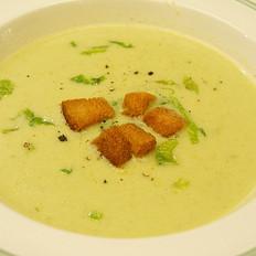 奶油生菜浓汤